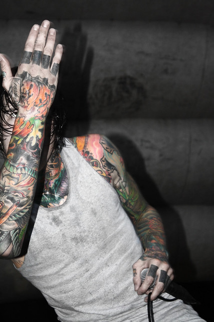 Mitch Lucker, Suicide Silence. Like My Photography?