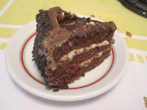 Cake at Granny's