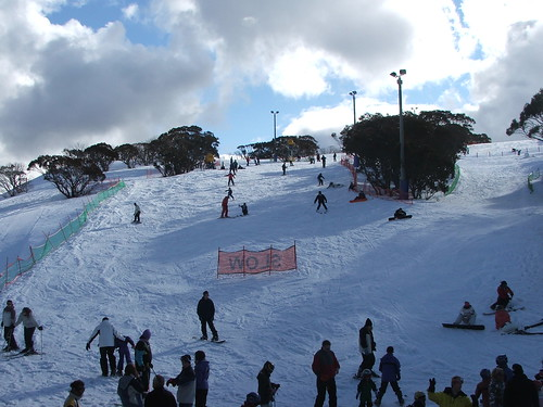 Mt. Hotham Ski Resort