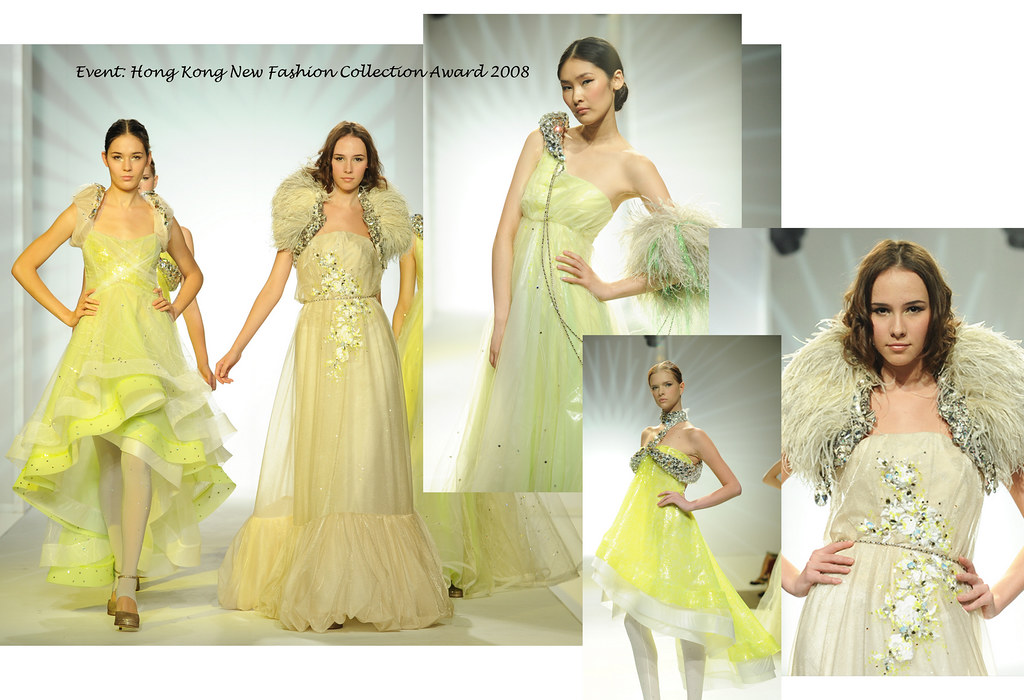 Hong Kong New Fashion Collection Award 2008