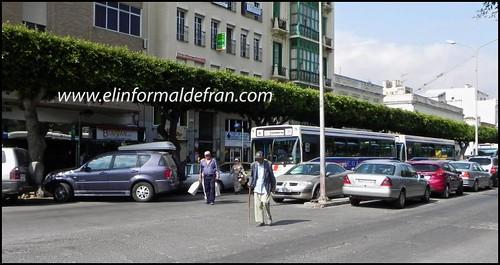 El tren COA en Melilla