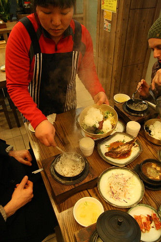 Best Bibimbap in Jeonju