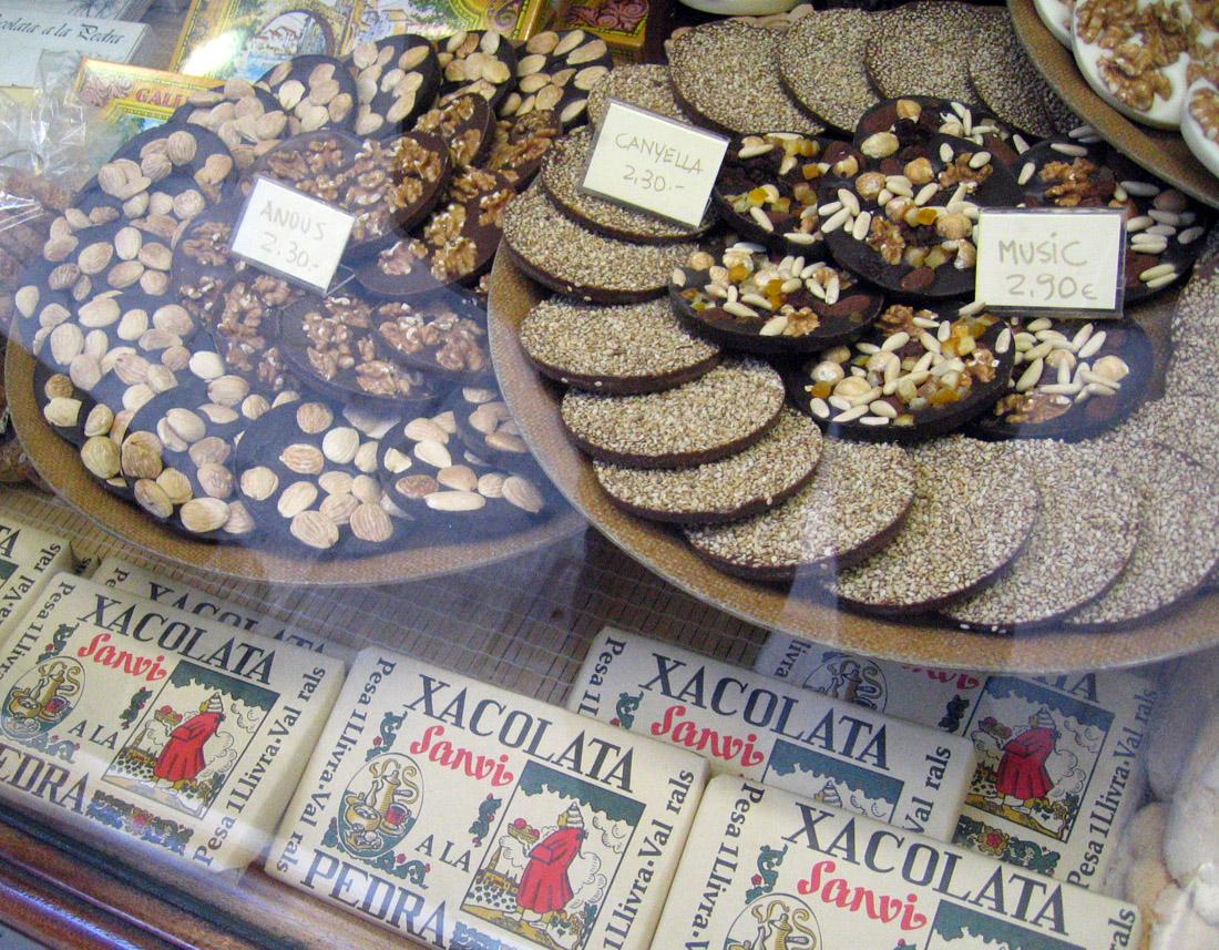 Barcelona xocolata