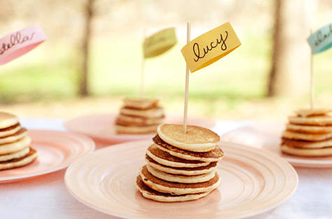 pancake bridal shower 2