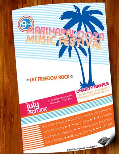 Marinapalooza Music Festival