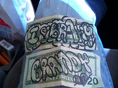 Marked Bills (esclade_01) Tags: money bills 20 twenty dollars 20bill twentybucks