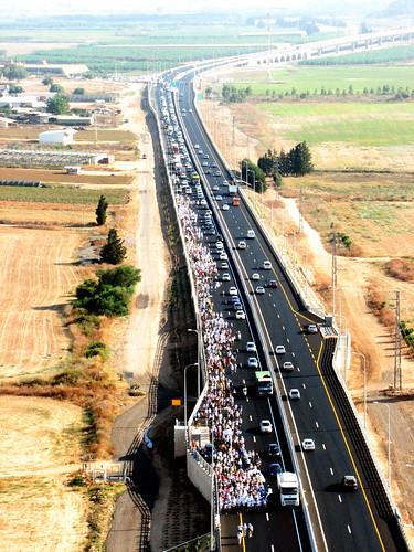 March for Gilad Shalit