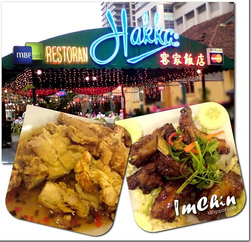 Hakka Restaurant Kl Near Pavilion