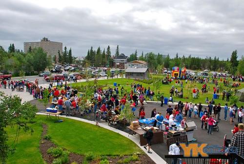 Yellowknife Canada Day 2010
