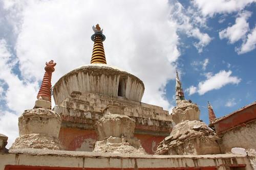 Soopah stupa