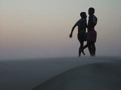Les ombres de sable