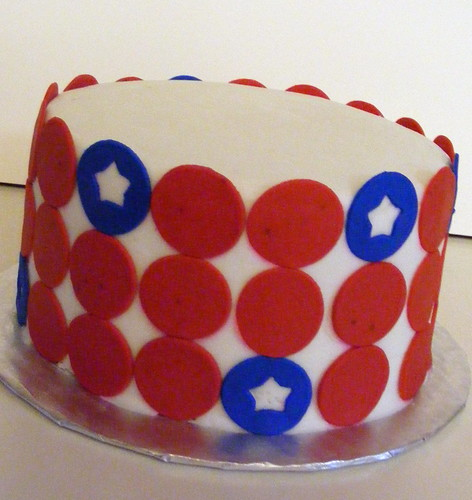 fourth of july cakes or cupcakes. 4th of July cake