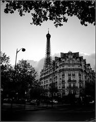 Paris (David vDartel) Tags: white black paris hotel nikon noir nikkor zwart wit blanc parijs davidvandartel