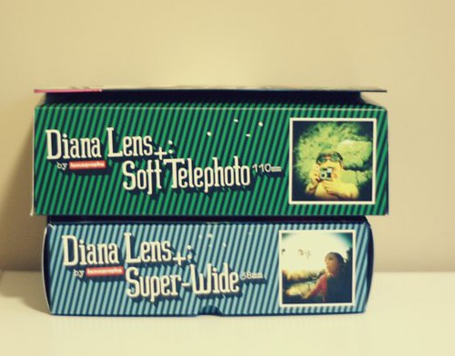 New Diana Lenses