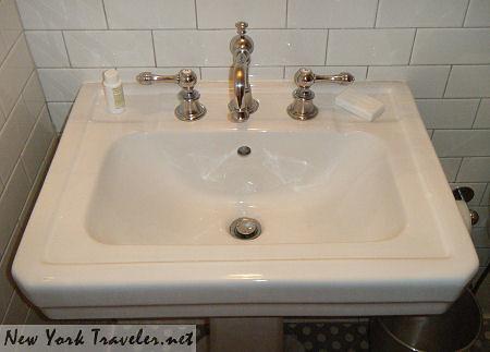 Soho Grand Hotel Sink