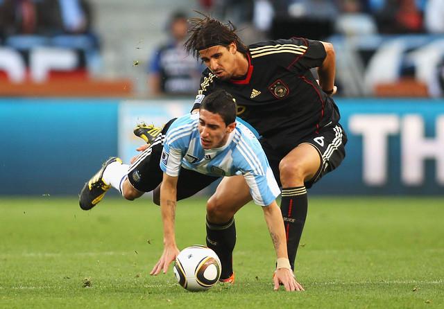Mundial Argentina versus Alemania