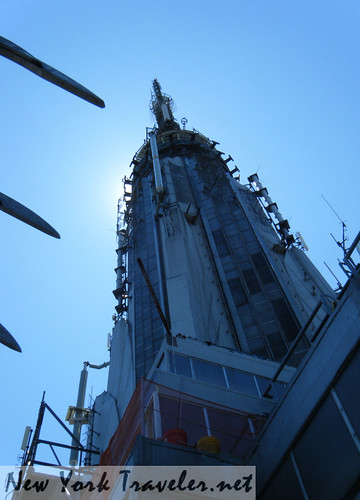 Empire State Bldg Spire