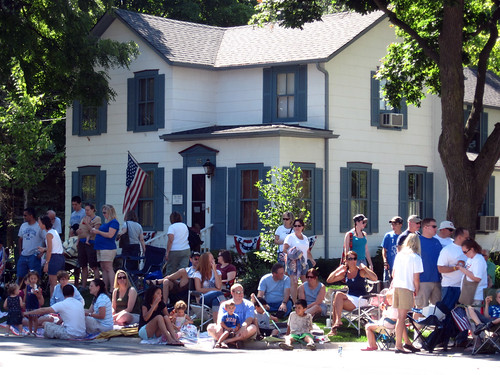 Our Town-Patriotic House 4