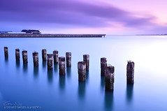Fantasy (Gary Ngo | Photography) Tags: sanfrancisco california longexposure blue sunset usa seascape reflection water sunrise landscape nikon purple filter nd 1224mm f4 hitech d5000 photographyblog mygearandmepremium mygearandmebronze mygearandmesilver mygearandmegold mygearandmeplatinum mygearandmediamond sonyphotochallenge