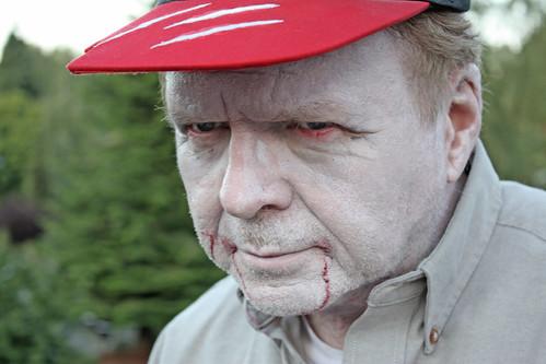 Zombie grandpa
