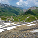 View from top of Galibier