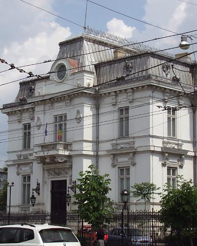 Palatul Ghita Ionescu - 2010 - 2