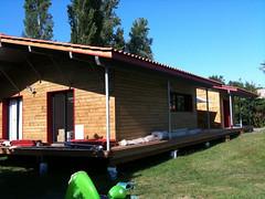 (FrédériqueL@) Tags: construction bois gironde labrède juillet2010