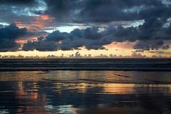 . (Andrea Dal Max) Tags: sea praia mar prdosol canoneos30d