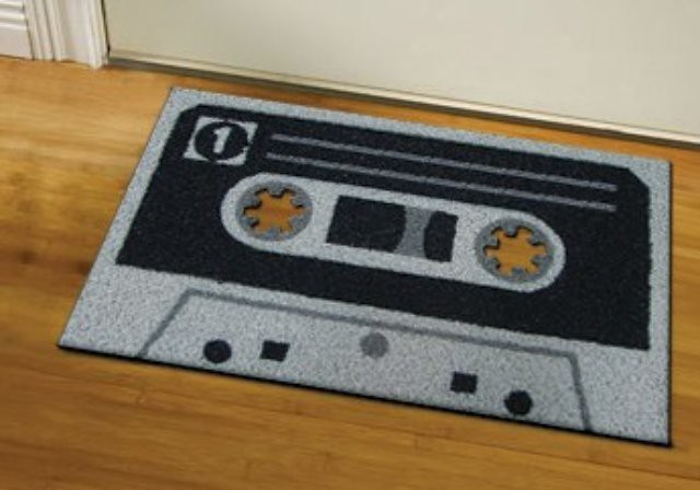 01 Tape Doormat - Meninos Store