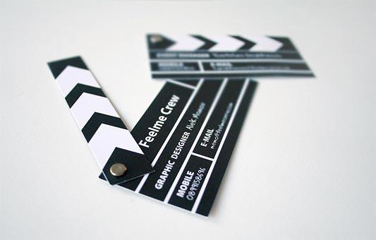 Tarjeta de empresa - business cards