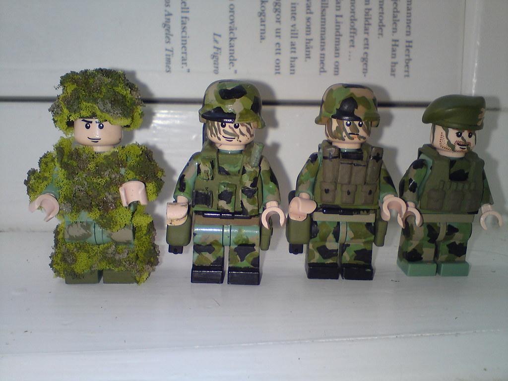 SWEDISH SOLDIERS <3