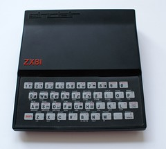 Sinclair ZX81 (macpengin) Tags: vintage computer retro sinclair zx81 vintagecomputing