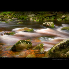 Vydra (StafbulCZ) Tags: longexposure water flow czech czechrepublic gettyimages sumava southbohemia vydra nd8 tamron175028 canoneos40d vydrariver stafbulcz jaroslavvondracek