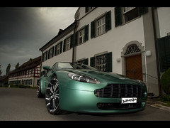 Aston Martin Vantage Barracuda Tzunamee