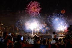 Independence Day Fireworks NYC #03 (Tim Sklyarov) Tags: nyc newyork fireworks independenceday