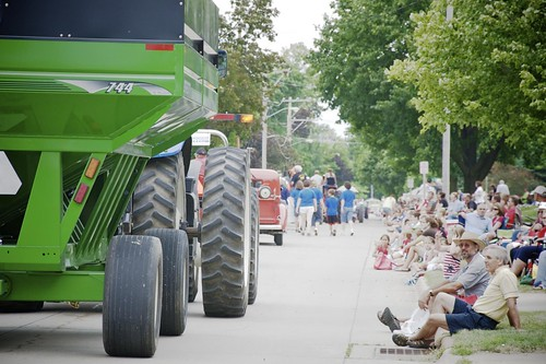 Iowa: July 2010 - 4th of July Parade