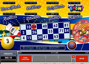 free Bingo Bango Boom slot mini symbol
