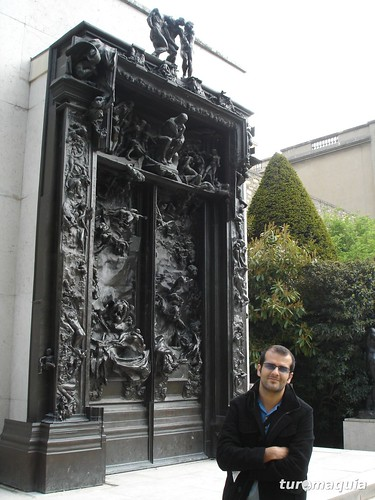 A Porta do Inferno - Museu Rodin