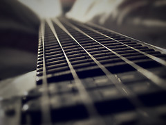 Guitar (dancekevin) Tags: project guitar strings 365 ibanez