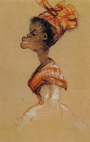 Flickriver: Photoset 'Claude Monet caricatures 1854-1860' by michelangelo5