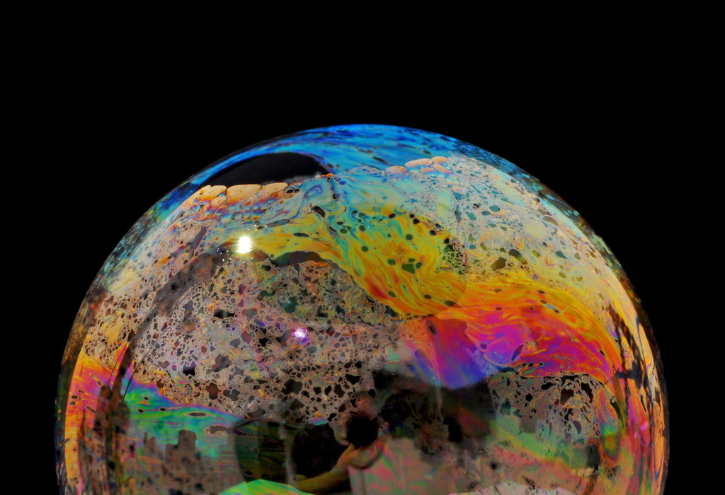 Mosaic Soap Bubble