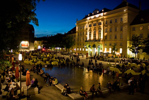 MAYMESTER: VIENNA, MEMORY AND THE CITY: FROM IMPERIAL CAPITAL TO GLOBAL METROPOLIS Image