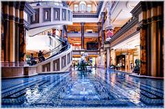 The Forum Shops at Caesars (Jeff_B.) Tags: italy money rome shopping italian cathedral lasvegas roman forum nevada caesar casino strip shops caesarspalace hdr caesars caesarsforumshops