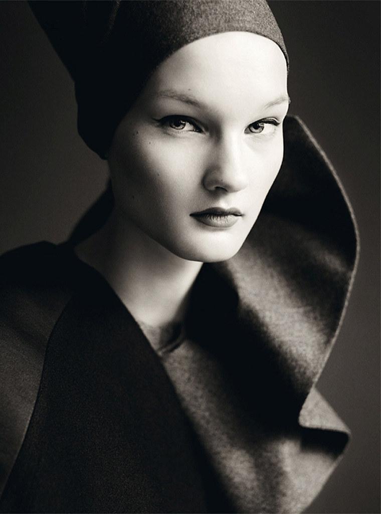 Kirsi Pyrhonen by Paolo Roversi (Sensational - Vogue Italia July 2010) 7