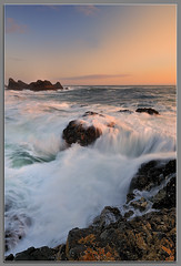 Seal Rock Sunset.... (Andrew Kumler) Tags: ocean sunset nikon pacific oregoncoast sealrock d3x andrewkumler