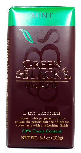 Green and Blacks Mint