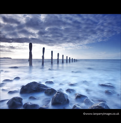 LLandulas V (digitalpoet1) Tags: ian photography parry pilings groynes llandulas sescape nd106