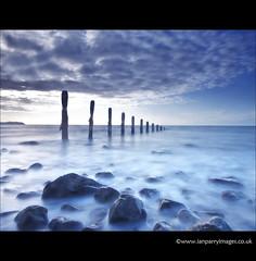 LLandulas V (digitalpoet1) Tags: ian photography parry pilings groynes llandulas sescape nd106