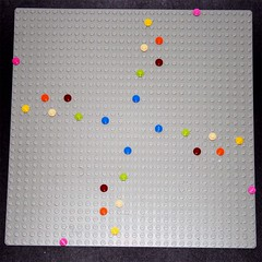 Maths are fun (eldeeem) Tags: lego math rotation triples pythagoras Flickr:user=ldm