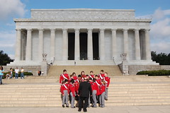 WHS Band Trip to DC